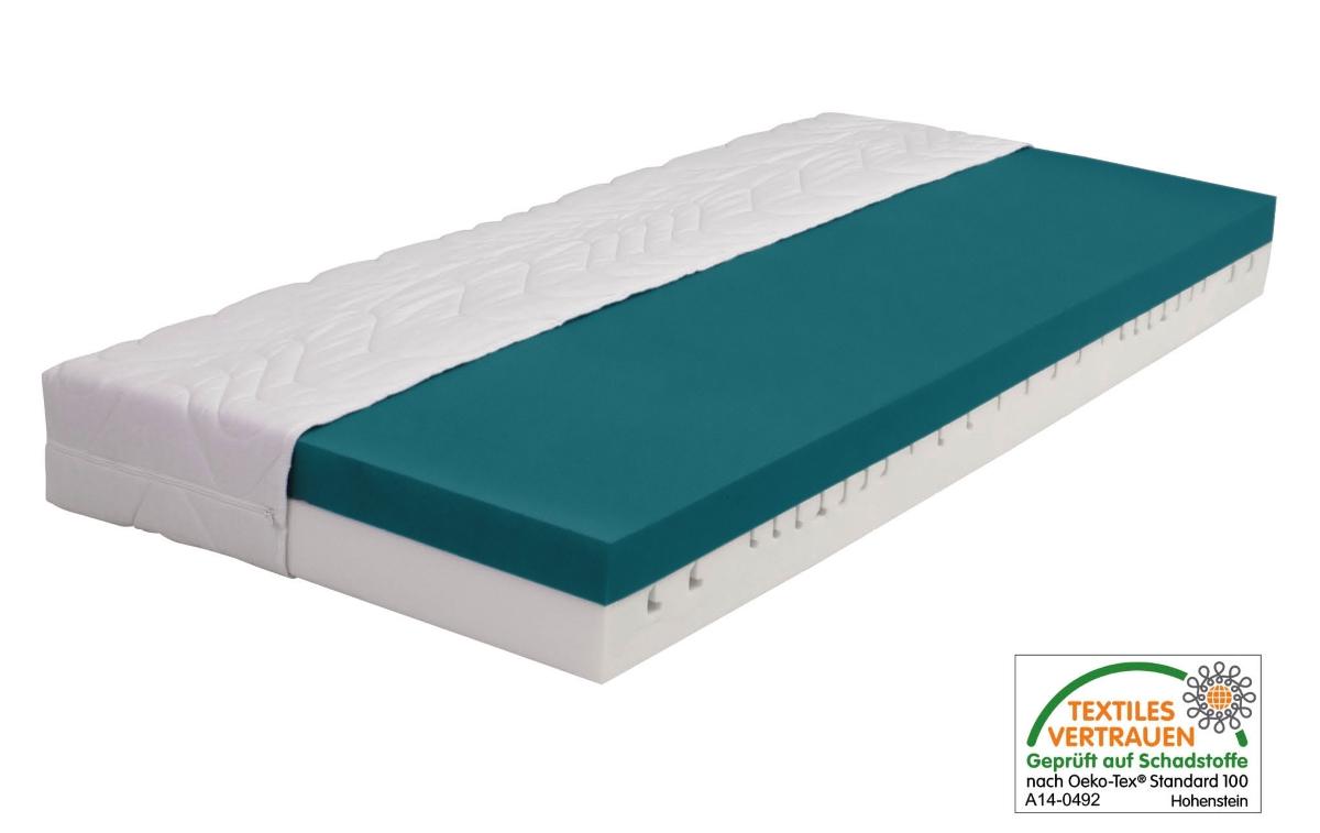 orthop dische gelmatratze gelschaum matratzen 8 cm gel h he 20 g nstig supply24. Black Bedroom Furniture Sets. Home Design Ideas