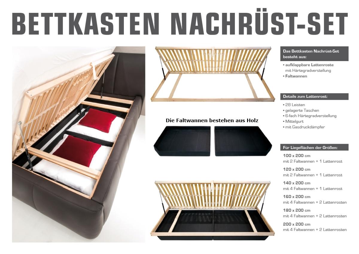 Bett Massivholz Weis 160x200 Mit Bettkasten ~ Möbel Ideen Und Home, Hause  Deko