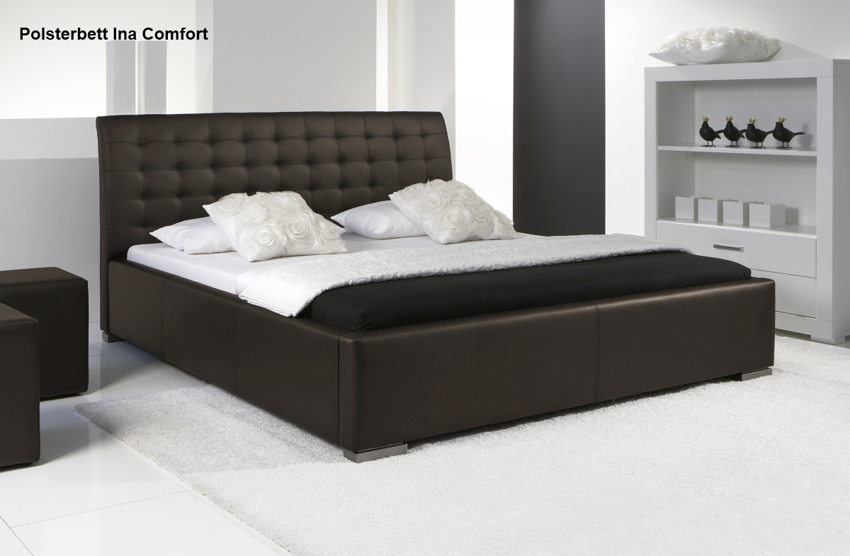 jugendbett 140 200 schwarz. Black Bedroom Furniture Sets. Home Design Ideas