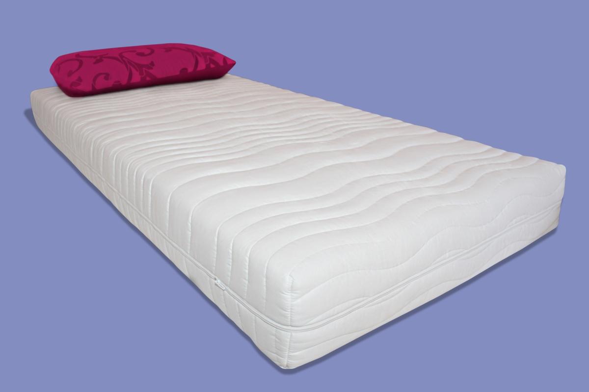 wellness 7 zonen kaltschaum matratze h he 20 25 cm schaumstoff g nstig supply24. Black Bedroom Furniture Sets. Home Design Ideas