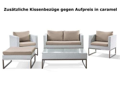 Designer Rattan Gartenmöbel Lounge Rattanlounge Sitzmöbel Türkis ...