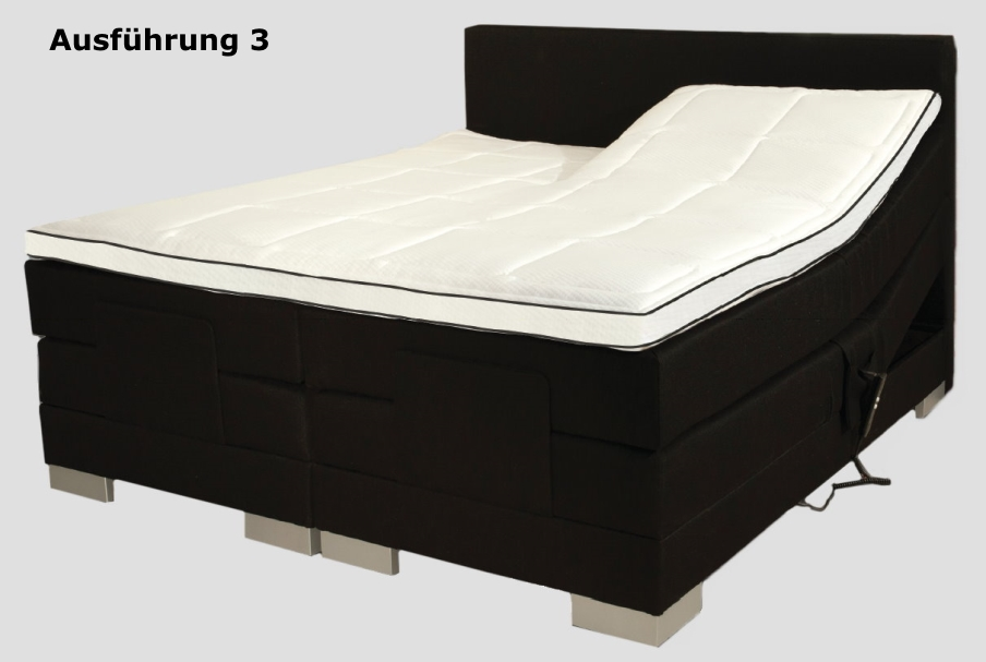 boxspringbett mit matratze visko visco matratzenauflage g nstig supply24. Black Bedroom Furniture Sets. Home Design Ideas