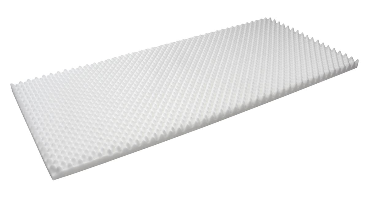 Matratze Zu Hart Auflage kaltschaum matratzen topper schaum auflage für matratze höhe 5 cm