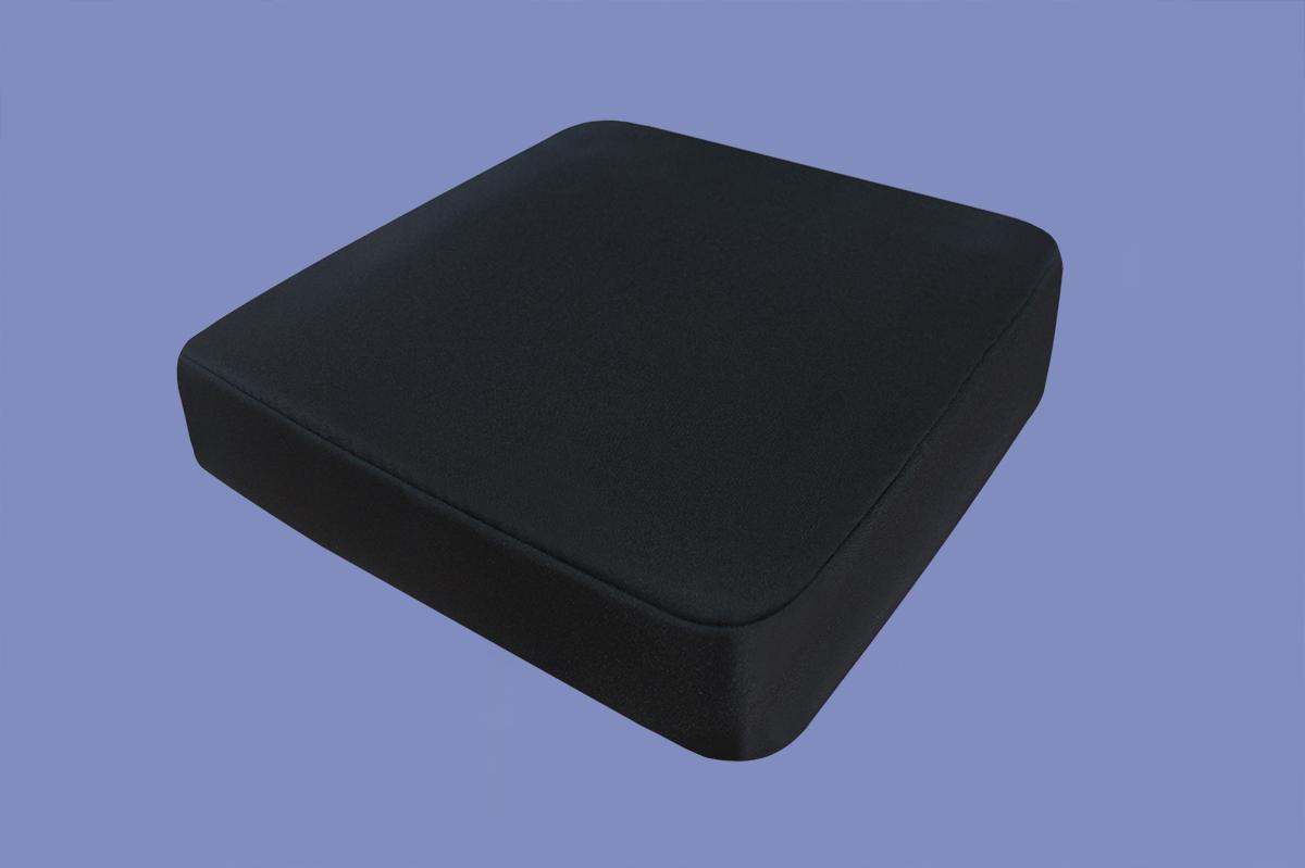 sitzkissen mit gel visco viscoelastisches sitzpolster 45 x 43 x7 cm supply24. Black Bedroom Furniture Sets. Home Design Ideas