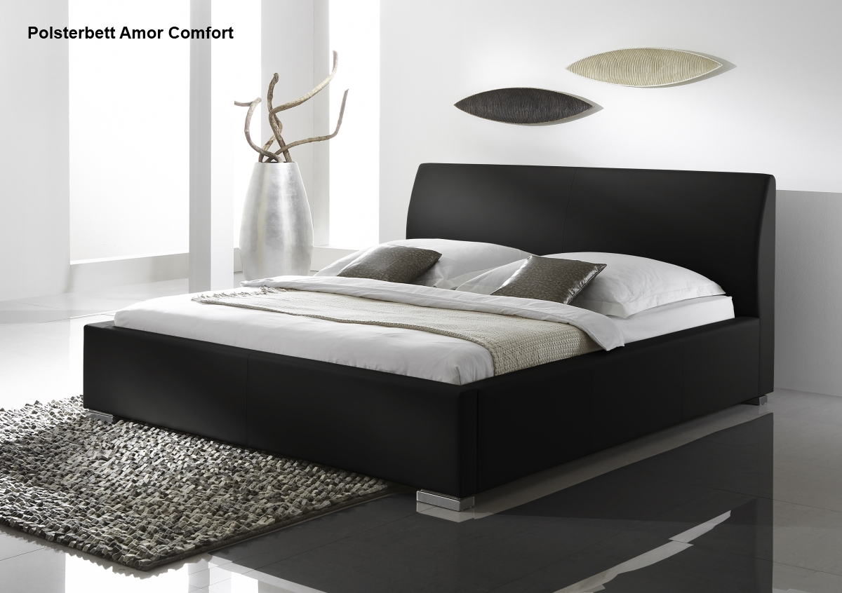 jugendbett 140 200 schwarz. Black Bedroom Furniture Sets. Home Design Ideas