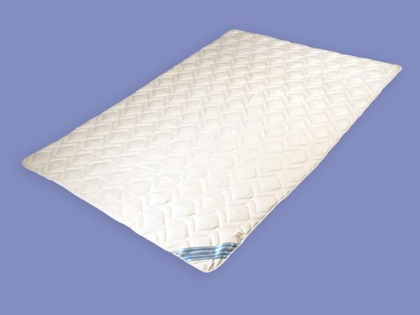 Sommer Bettdecke Microfaser Feinbatist Steppdecke Micro Silk Sommerdecke mit Seide Baumwolle extra leicht kühlend