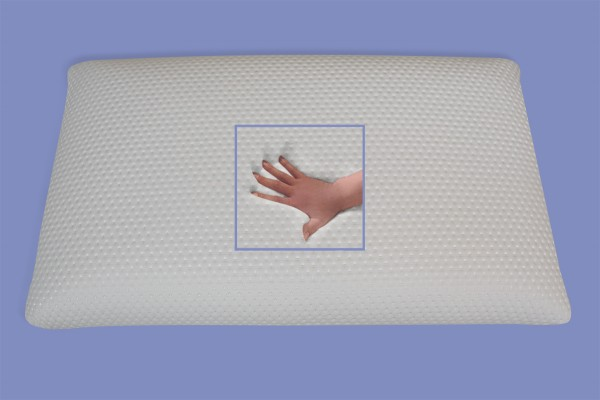 orthop disches gelschaum kopfkissen gel nackenkissen g nstig 80x40 cm supply24. Black Bedroom Furniture Sets. Home Design Ideas