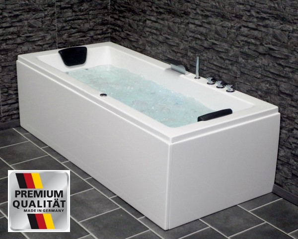 whirlpool badewanne g nstig eckwanne rechts links made in germany supply24. Black Bedroom Furniture Sets. Home Design Ideas