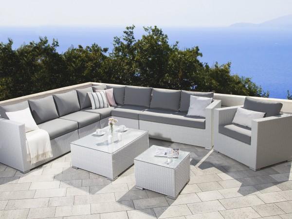 Designer Rattan Gartenmöbel Lounge Rattanlounge Günstig Sitzmöbel