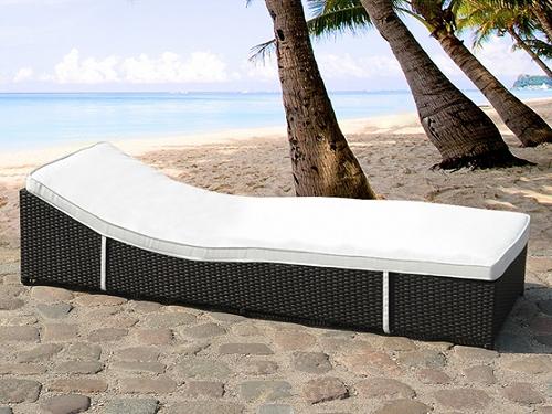 designer rattan sonnenliege gartenliege liegestuhl liege f r garten supply24. Black Bedroom Furniture Sets. Home Design Ideas