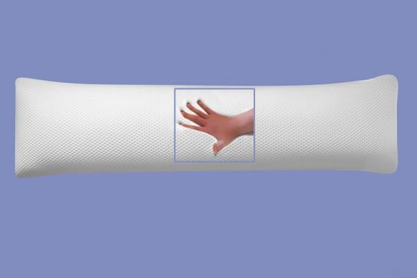 Gel / Gelschaum Seitenschläfer Kissen 150x40x16 cm Seitenschläferkissen Schwangerschaftskissen